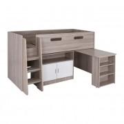 Комплект легло с бюро и шкаф Мебели Богдан Top