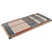 FMP Matratzenmanufaktur 7 Zonen Lattenrahmen Rhodos NV 44 Leisten 100 x 200 cm