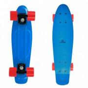 "Penny Board Albastru/Rosu 22,5"""