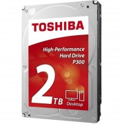 Disco Duro Interno 2TB Toshiba P300 7200RPM 3.5 SATA III HDWD120UZSVA