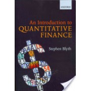 Introduction to Quantitative Finance (9780199666591)