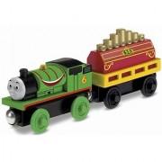 Thomas the Train Wooden Railway Percys Musical Ride