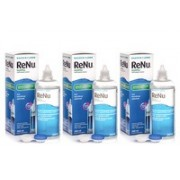 ReNu MultiPlus ® Multi-Purpose 3 x 360 ml cu suporturi