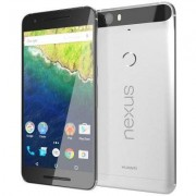 Huawei Begagnad Huawei Nexus 6P 32GB Silver Olåst i bra skick Klass B
