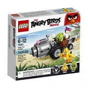 LEGO Angry Birds 75821 Piggy Car Escape Building Kit 74 Piece