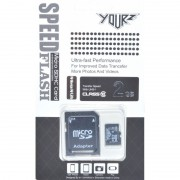 Memorie Card Micro SDHC + SD 2GB (Class 10) UHS-I