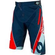 Oneal Element FR Hybrid Pantalones cortos de bicicleta Rojo 28