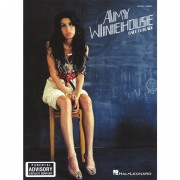 Hal Leonard - Amy Winehouse - Back to Black (PVG) songbook