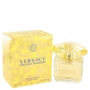 Versace Yellow Diamond Eau De Toilette Spray By Versace 3 oz Eau De Toilette Spray