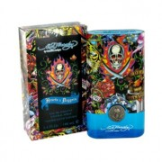 Ed Hardy Hearts & Daggers Eau De Toilette Spray 0.25 oz / 7.39 mL Men's Fragrance 465563