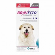 Bravecto For Extra Large Dogs 88-123lbs (Pink) 3 Chews