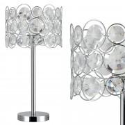 [lux.pro]® Elegantná stolová lampa – nočná lampa - Dora / 1 x E27