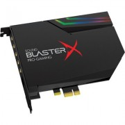 Звукова карта Creative Sound BlasterX AE-5, 7.1, DAC + RGB Aurora Lighting