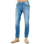 【76%OFF】ROCCO ストレッチ ウォッシュ スキニーデニム メナス 33 ファッション > メンズウエア~~パンツ