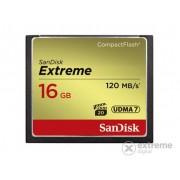 Card memorie SanDisk Extreme CompactFlash 16GB