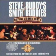 Video Delta Smith,Steve & Buddy's Buddies - Very Live At Ronnie Scott's Set Two - CD