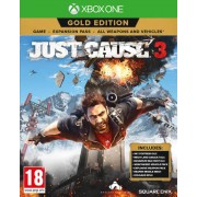 Square Enix Just Cause 3 Gold Edition