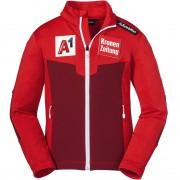 Schöffel Junior ÖSV Race Team Hybrid Jacket RAGAZ high risk red