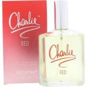 Revlon charlie red eau fraiche eau de toilette 100ml spray