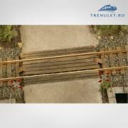 Trecere de cale ferata din lemn HO, Model scene 48503