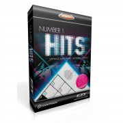 Toontrack - EZX Number 1 Hits Sounds für EZ Drummer DVD