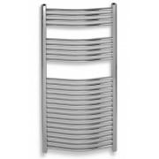 LAT450/1200/R.0 - Kúpeĺnový radiátor chróm 450 x 1200 oblý