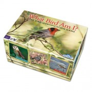 """Bird Trivia Game """"What Bird Am I?"""" - The Ultimate Educational Bird Trivia Card Game Featuring Over 3"""