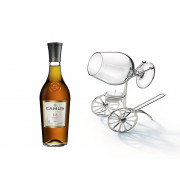 Încălzitor de cognac Chinelli Wheels & Camus VS