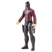Marvel Infinity War Titan Hero Series - Star-Lord with Titan Hero Power FX Port (Multi Color)