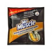 Granule pentru desfundat tevi Mr Muscle 50 gr
