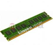 Memorie Kingston 4GB, DDR3, 1600MHz, Non-ECC, CL11, 1.5V, LowProfile