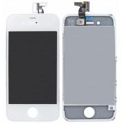 iPhone 4 Digitizer LCD Komplett (Vit)