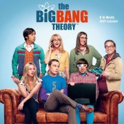 Danilo The Big Bang Theory Calendar 2021 *English Version*