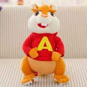 Generic 1 Pc Alvin And The Chipmunks Soft Plush Toy Theodore