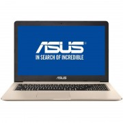 Laptop Asus VivoBook Pro 15 N580VD-DM149 15.6 inch Full HD Intel Core i7-7700HQ 8GB DDR4 500GB HDD 128GB SSD nVidia GeForce GTX 1050 2GB Endless OS Gold