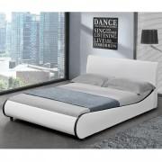 Двойно легло Nizza Corium®, 140x200cm, Бяло