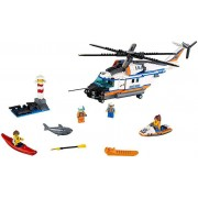 Lego 60166 Heavy rescue helicopter