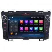 """gozoso J-8815N6.0 Android 6.0 RAM HD 8 """"2-Din Touch Car Audio sistema de radio para Honda CRV 2007-2012-Negro"""