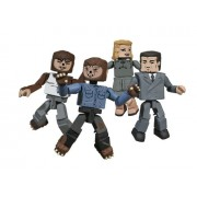 Diamond Select Toys Universal Monsters Minimates: The Wolfman Boxed Set