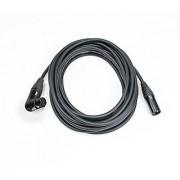 Elite Core Premium Tour-Grade Microphone Cable | Triple Shielded | Neutrik Connectors | Right-Angle | Hand Soldered | 50' ft | CSM2-RAFN-50