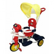 OH BABY Cycle Baby Tricycle WITH CYCLE COLOR Multi SE-TC-95