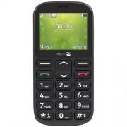 "Mobilni telefon Doro 1360 DS crni, 2.4"" 8MB/32MB/VGA CAM/800mAh/2G/SOS"