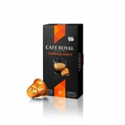 Cafe Royal Espresso Forte 10 capsule compatibile Nespresso