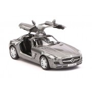 Kinsmart Mercedes Benz SLS AMG 1:36 Scale Diecast Model Car (Color may very)
