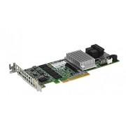 Supermicro RAID Card 8 int. ports, 12Gb/s RAID 0,1,10,5,6,50,60, 2GB cache, max 16HDD, LP, AOC-S3108L-H8IR-16DD