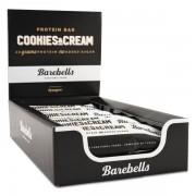 Barebells Protein Bar Cookies & Cream 12-pack