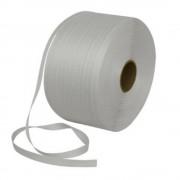 Banda de Legat PES Tesuta 16mm x 850m - Poliester Textil pentru Ambalare si Paletizare