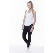 Rome Tank top női edző trikó fehér XL Scitec Nutrition
