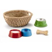 Set accesorii Schleich - Hrana pentru caini si pisici - SL42293