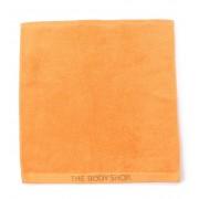オーガニックコットンハンドタオル オレンジ【ザ・ボディショップ/THE BODY SHOP レディス, メンズ その他(コスメ・ビューティー) オレンジ ルミネ LUMINE】